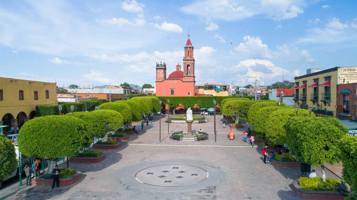 Jardín de la Familia San Juan del Rio
