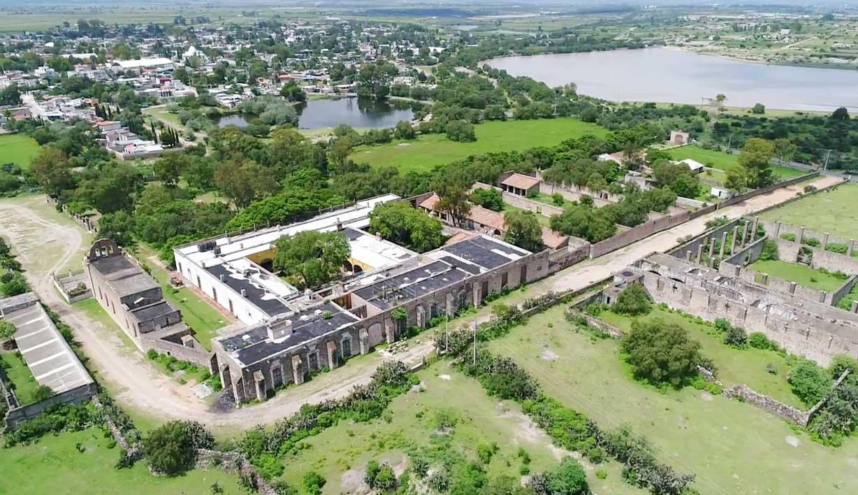 Hacienda Cazadero, atractivo arquitectónico