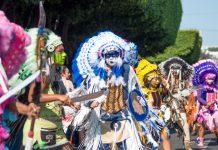 Fiesta de la Santa Cruz en Querétaro