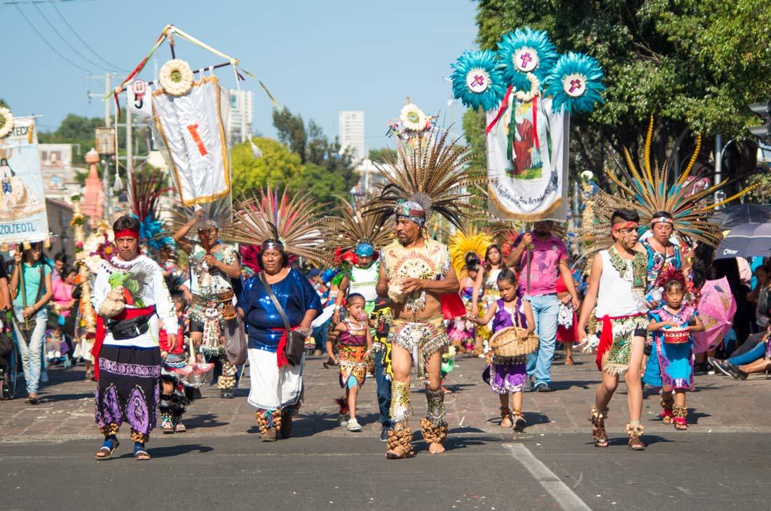 Fiesta de la Santa Cruz en Querétaro. © Luis García (Marchosias) 2017