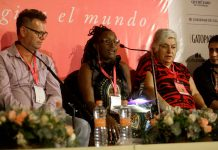 Gala de Poesía en el Hay Festival Querétaro 2017