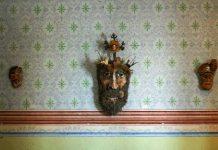 Viejos Demonios Máscaras de Xitaces Board Dripper 2017