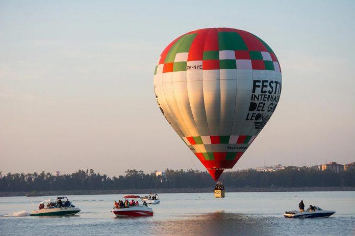 Festival Internacional del Globo Jalisco y Guanajuato