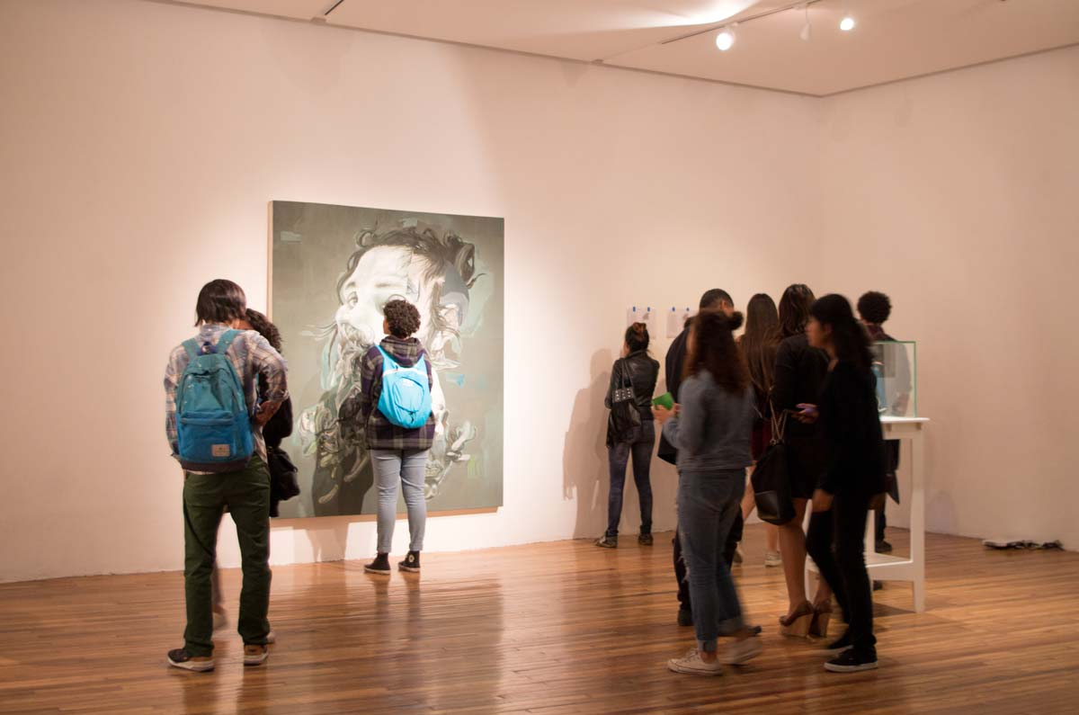 Exposición en la Galería Libertad CutOut Fest