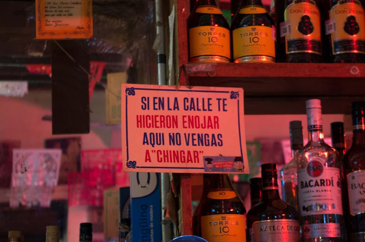 Cantina Bar EL Luchador en Querétaro