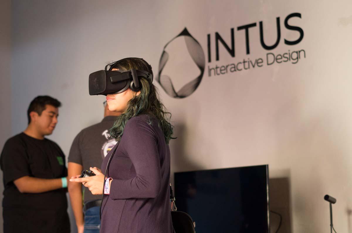 INTUS presente en exposiciones interactivas para los asistentes del CutOut