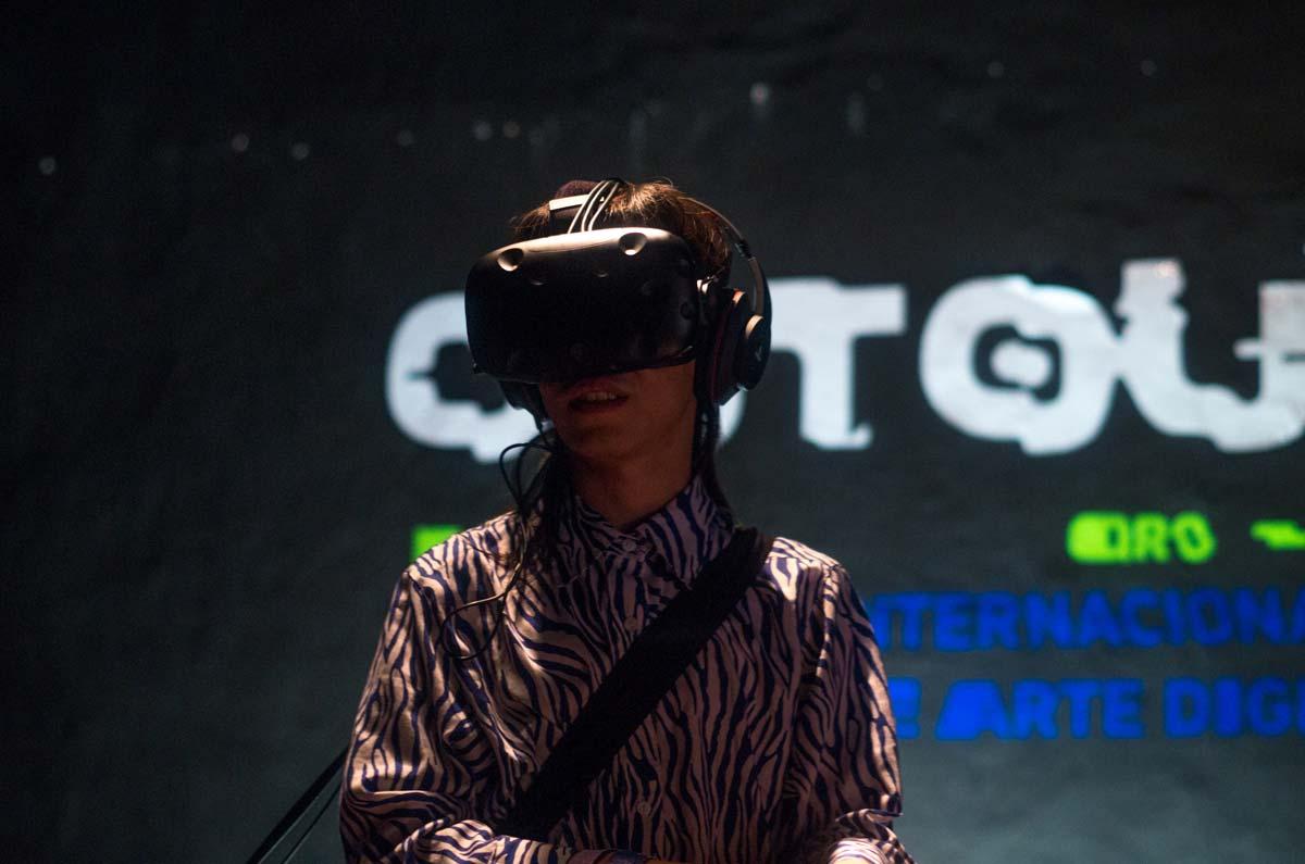 Exposiciones interactivas con tecnología de realidad virtual