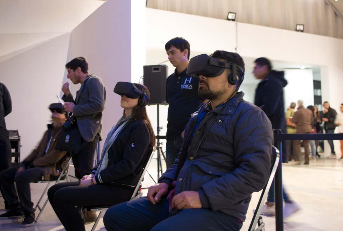 Videojuegos de Realidad Virtual en Festival Sonorum